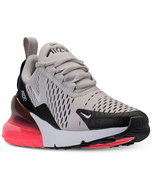 32cf47dd64a Nike Big Boys  Air Max 270 Casual Sneakers from Finish Line ...