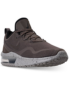 Nike Men's Air Max Fury Reflective Running Sneakers from Finish Line