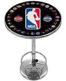 NBA Logo Table, Quick Ship