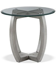 Nob Hill End Table, Quick Ship