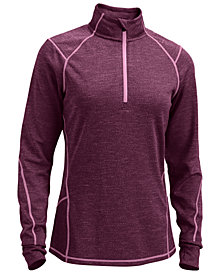 EMS® Women's Techwick® Dual Thermo Half-Zip Pullover