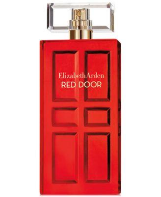 door closeup lipstick red style fashion ea beauty elizabeth arden