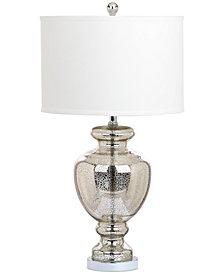 "Safavieh Morocco Mercury 28"" Glass Table Lamp"