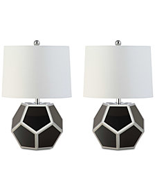 Safavieh Set of 2 Lorcan Table Lamps