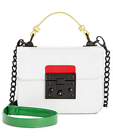 Steve Madden Eva Mini Top Handle Crossbody