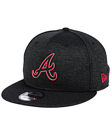 New Era Atlanta Braves Clubhouse Jersey Pop 9FIFTY Snapback Cap