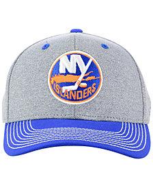 adidas New York Islanders Heather Line Change Cap