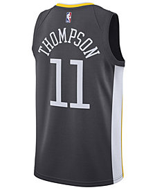 Nike Men's Klay Thompson Golden State Warriors Statement Swingman Jersey