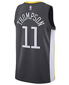 Nike Men's Klay Thompson Golden State Warriors Statement Swingman Jersey