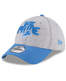 New Era Detroit Lions Draft 39THIRTY Cap