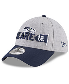 New Era Seattle Seahawks Draft 39THIRTY Cap