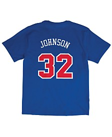 Mitchell & Ness Men's Magic Johnson NBA All Star 1992 Name & Number Traditional T-Shirt