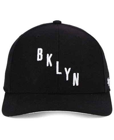 '47 Brand Brooklyn Nets Mash Up MVP Cap