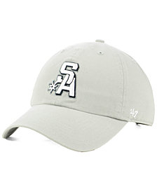 '47 Brand San Antonio Spurs Mash Up CLEAN UP Cap