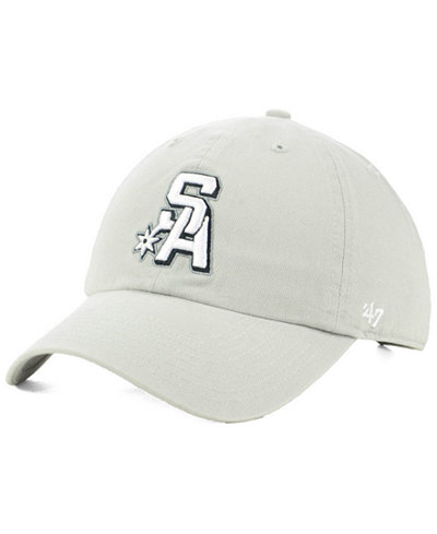 '47 Brand San Antonio Spurs Mash Up CLEAN UP Cap