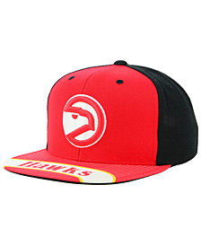 Mitchell & Ness Atlanta Hawks Winning Team Snapback Cap