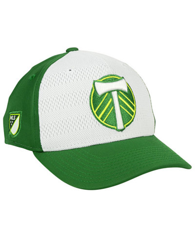 adidas Portland Timbers Authentic Flex Cap