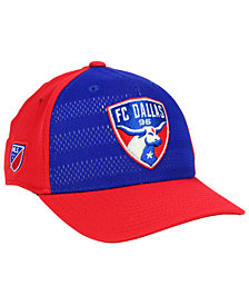 adidas FC Dallas Authentic Flex Cap