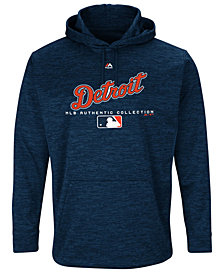 Majestic Men's Detroit Tigers Ultra Streak Fleece