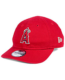 New Era Boys' Los Angeles Angels Jr On-Field Replica 9TWENTY Cap