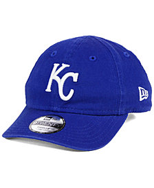 New Era Boys' Kansas City Royals Jr On-Field Replica 9TWENTY Cap