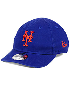New Era Boys' New York Mets Jr On-Field Replica 9TWENTY Cap