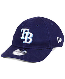 New Era Boys' Tampa Bay Rays Jr On-Field Replica 9TWENTY Cap