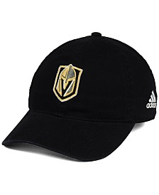 adidas Vegas Golden Knights Slouch Adjustable Cap