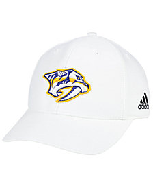 adidas Nashville Predators Core Adjustable Cap