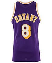 Mitchell   Ness Men s Kobe Bryant Los Angeles Lakers Authentic Jersey 8b63ee9142781