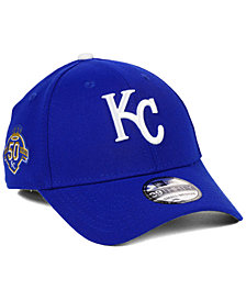 New Era Kansas City Royals Team Classic 50th Anniversary 39THIRTY Cap