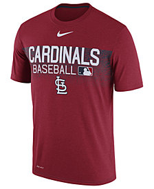 Nike Men's St. Louis Cardinals Authentic Legend Team Issue T-Shirt