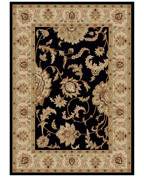 """KM Home CLOSEOUT! Pesaro Imperial 7'9"""" x 11' Area Rug"""