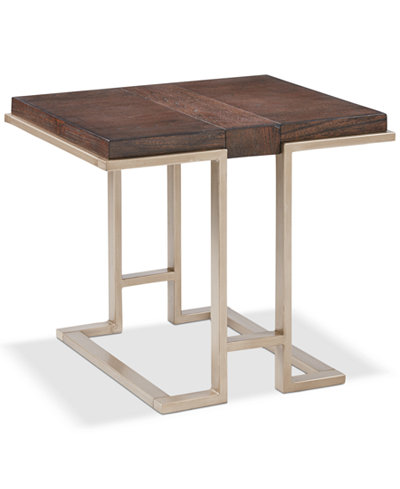Stature End Table, Quick Ship