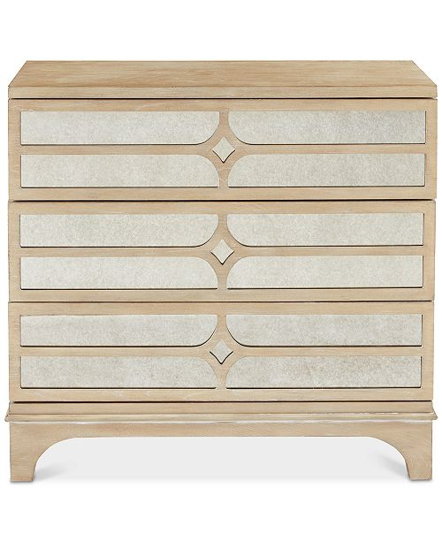 carriage & co. Henry Accent Chest, Quick Ship