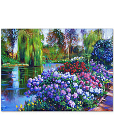 David Lloyd Glover 'Promise of Spring' Canvas Wall Art