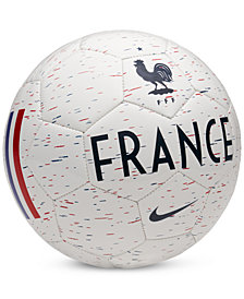 Nike French Football Federation 32 Panel Unisex Soccer Ball