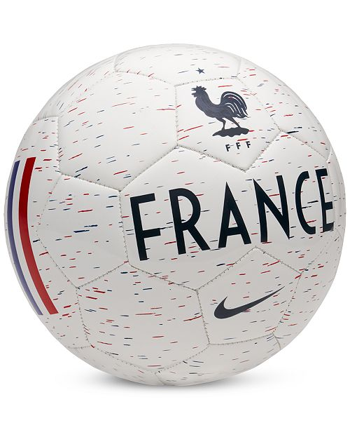 e18d1e390 ... Nike French Football Federation 32 Panel Unisex Soccer Ball ...