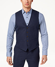 Tasso Elba Men's Duomo Vest, Created for Macy's