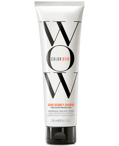 COLOR WOW Color Security Shampoo, 8.4-oz., from PUREBEAUTY Salon & Spa