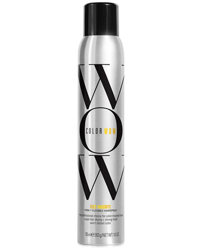 COLOR WOW Cult Favorite Firm + Flexible Hairspray, 10-oz., from PUREBEAUTY Salon & Spa
