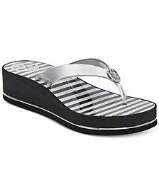 GUESS Women's Enzy Flip-Flops