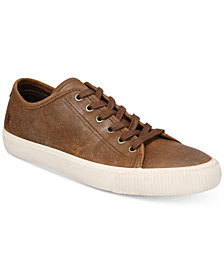 Frye Men's Patton Low-Top Lace-Up Sneakers, Created for Macy's