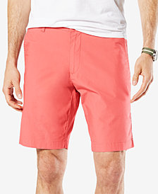 "Dockers Men's Stretch Slim Fit 9"" Shorts"