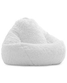 "Big Joe Shag 132"" Teardrop Bean Bag"