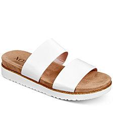 XOXO Dylan Flat Sandals