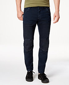 G-Star RAW Men's 5620 3D Slim-Fit Stretch Jeans
