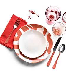 Coton Colors Loop De Loo Dinnerware Collection