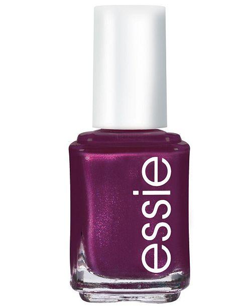 Essie nail color, jamaica me crazy