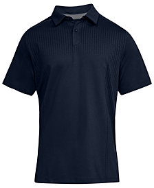 Under Armour Men's Microthread Outerglow Polo